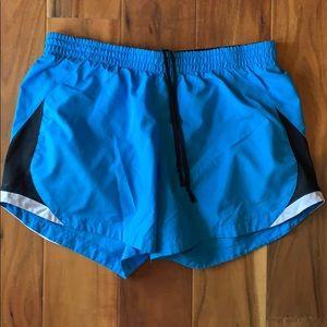 Nike shorts lined